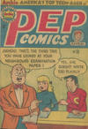 Cover for Pep Comics (H. John Edwards, 1951 series) #38