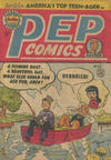 Cover for Pep Comics (H. John Edwards, 1951 series) #23
