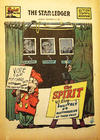 Cover for The Spirit (Register and Tribune Syndicate, 1940 series) #11/9/1947