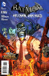 Cover for Batman: Arkham Unhinged (DC, 2012 series) #13