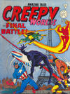 Cover for Creepy Worlds (Alan Class, 1962 series) #123