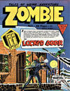 Cover for Zombie (L. Miller & Son, 1961 series) #7