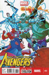 Cover for Marvel Universe Avengers Earth's Mightiest Heroes (Marvel, 2012 series) #13