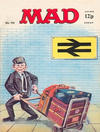 Cover for Mad (Thorpe & Porter, 1959 series) #110
