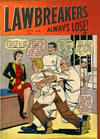 Cover for Lawbreakers Always Lose (Bell Features, 1948 series) #4
