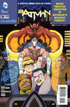 Cover Thumbnail for Batman (2011 series) #19 [MAD Magazine Cover]
