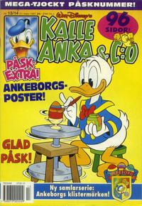 Cover Thumbnail for Kalle Anka & C:o (Serieförlaget [1980-talet], 1992 series) #13-14/1997