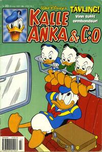 Cover Thumbnail for Kalle Anka & C:o (Serieförlaget [1980-talet], 1992 series) #23/1997