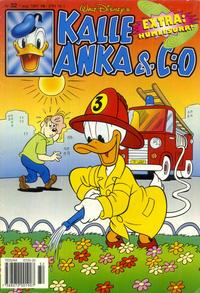 Cover Thumbnail for Kalle Anka & C:o (Serieförlaget [1980-talet], 1992 series) #32/1997