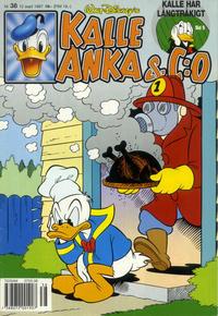 Cover Thumbnail for Kalle Anka & C:o (Egmont, 1997 series) #38/1997