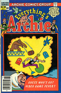 Cover Thumbnail for Everything's Archie (Archie, 1969 series) #106