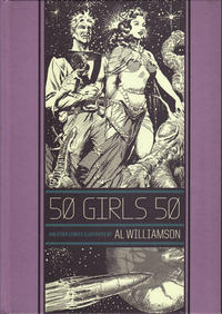 Cover Thumbnail for The Fantagraphics EC Artists' Library (Fantagraphics, 2012 series) #3 - 50 Girls 50 and Other Stories