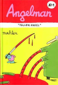 Cover Thumbnail for Angelman (Fantagraphics, 2012 series)