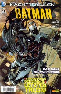 Cover Thumbnail for Batman (Panini Deutschland, 2012 series) #11 (76)