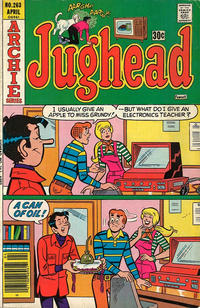 Cover Thumbnail for Jughead (Archie, 1965 series) #263