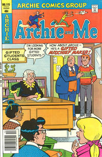 Cover Thumbnail for Archie and Me (Archie, 1964 series) #115