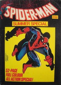 Cover Thumbnail for Spider-Man Summer Special (Marvel UK, 1979 series) #[1984]