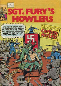 Cover Thumbnail for Sgt. Fury's Howlers (Yaffa / Page, 1978 ? series)