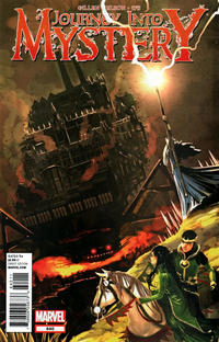 Cover Thumbnail for Journey into Mystery (Marvel, 2011 series) #640