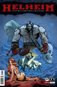 Cover Thumbnail for Helheim (Oni Press, 2013 series) #1