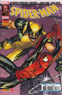 Cover Thumbnail for Spider-Man (Panini France, 2000 series) #133