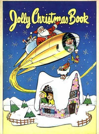Cover Thumbnail for Jolly Christmas Book (Promotional Publications, 1951 series)