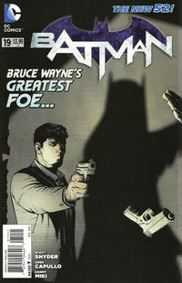 Cover Thumbnail for Batman (DC, 2011 series) #19 [Direct Sales]