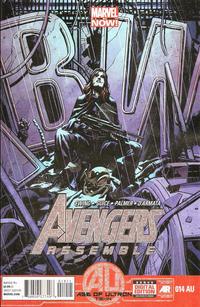 Cover Thumbnail for Avengers Assemble (Marvel, 2012 series) #14 [Nic Klein cover]