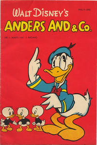 Cover Thumbnail for Anders And & Co. (Egmont, 1949 series) #1/1949