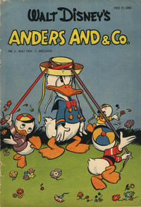 Cover Thumbnail for Anders And & Co. (Egmont, 1949 series) #3/1949