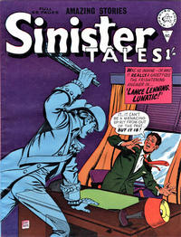 Cover Thumbnail for Sinister Tales (Alan Class, 1964 series) #60