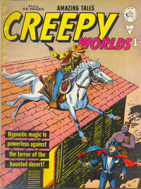 Cover Thumbnail for Creepy Worlds (Alan Class, 1962 series) #86