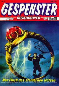 Cover Thumbnail for Gespenster Geschichten (Bastei Verlag, 1974 series) #9