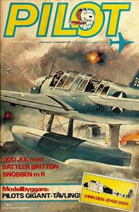 Cover Thumbnail for Pilot (Semic, 1970 series) #13/1974