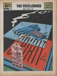 Cover Thumbnail for The Spirit (Register and Tribune Syndicate, 1940 series) #3/4/1951