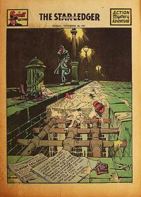 Cover Thumbnail for The Spirit (Register and Tribune Syndicate, 1940 series) #11/30/1947
