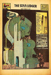 Cover Thumbnail for The Spirit (Register and Tribune Syndicate, 1940 series) #2/22/1948