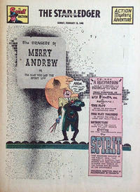 Cover Thumbnail for The Spirit (Register and Tribune Syndicate, 1940 series) #2/15/1948