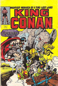 Cover Thumbnail for King Conan (Yaffa / Page, 1979 ? series)