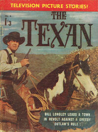 Cover Thumbnail for The Texan (Magazine Management, 1965 ? series) #4