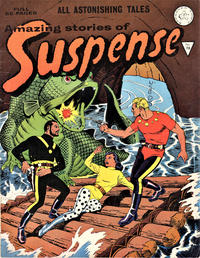 Cover Thumbnail for Amazing Stories of Suspense (Alan Class, 1963 series) #78
