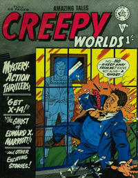 Cover Thumbnail for Creepy Worlds (Alan Class, 1962 series) #73