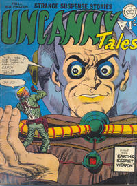 Cover Thumbnail for Uncanny Tales (Alan Class, 1963 series) #42