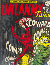 Cover Thumbnail for Uncanny Tales (Alan Class, 1963 series) #77