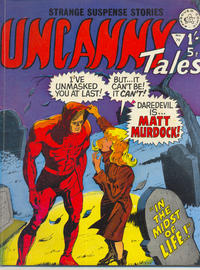Cover Thumbnail for Uncanny Tales (Alan Class, 1963 series) #79