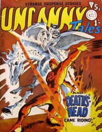 Cover Thumbnail for Uncanny Tales (Alan Class, 1963 series) #78