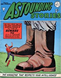 Cover Thumbnail for Astounding Stories (Alan Class, 1966 series) #46