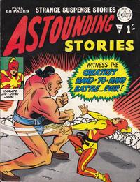 Cover Thumbnail for Astounding Stories (Alan Class, 1966 series) #34