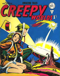Cover Thumbnail for Creepy Worlds (Alan Class, 1962 series) #88