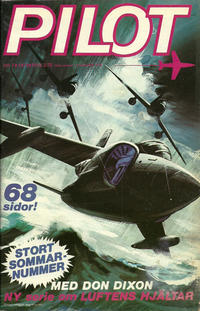 Cover Thumbnail for Pilot (Semic, 1970 series) #7/1973